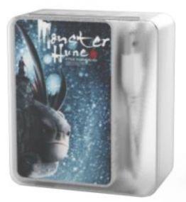 Bluetooth Lautsprecher inkl. 4c Allover-Druck und LED Logo Seefracht