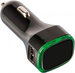 USB Autoladeadapter Reflects Collection 500 als Werbeartikel