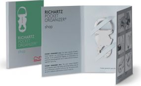 Richartz Multitool POCKET ORGANIZER shop als Werbeartikel