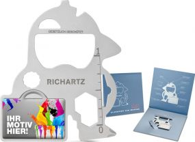 Richartz Multitool Key Tool bob junior als Werbeartikel