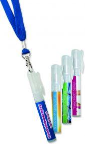 7 ml Spray Stick mit Handreinigungsspray inkl. 4c Etikettendruck als Werbeartikel