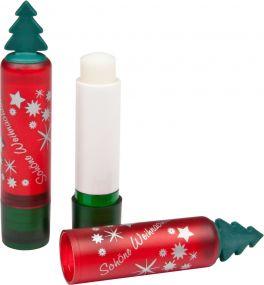 Lippenpflegestift LipTree mit Tannenbäumchen