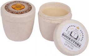 LipJar Bio - Lippenpflege im bio-basierten Döschen inkl. 4c-Etikett als Werbeartikel