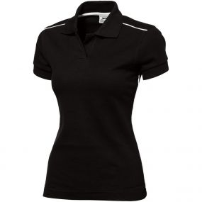 Damen Poloshirt Backhand
