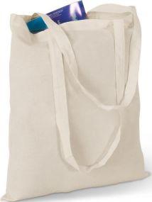 Shopping Bag Cotton Lang als Werbeartikel