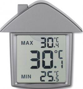 Thermometer Haus als Werbeartikel