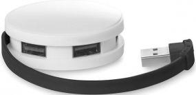 4 Port USB Hub als Werbeartikel als Werbeartikel