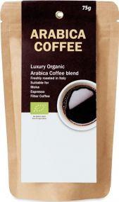 Bio-Arabica Kaffeepulver 75g als Werbeartikel