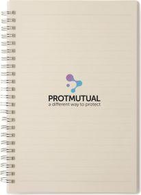Antibakterielles A5 Notizbuch Cleanbook