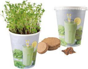 Green Smoothie Cup als Werbeartikel
