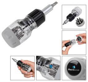 Schraubendreher Compact Driver 7 HC als Werbeartikel