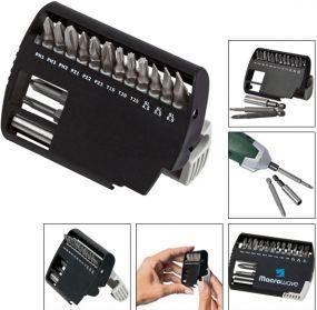 Bit-Set mit magnetischem Bithalter Bit Case 15 HC als Werbeartikel