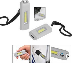 Aufladbare LED Leuchte Eco USB Light 70 L
