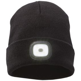 Mighty LED Knit Beanie als Werbeartikel