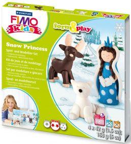"Staedtler FIMO kids Modellierset ""form&play"", Snow als Werbeartikel"