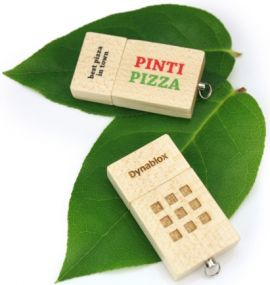 Memory-Stick Eco Wood 2.0