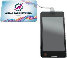 Powerbank Rome für Android als Werbeartikel