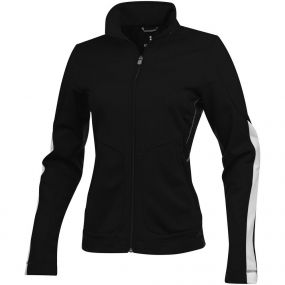 Maple Damen Trainingsjacke als Werbeartikel
