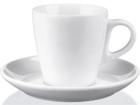 Cappuccino-Untertasse Pura