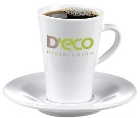 Promotiontasse Jamaica Espresso 8 cl als Werbeartikel