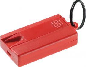Schlüsselanhänger-Box Anti-Zecke als Werbeartikel