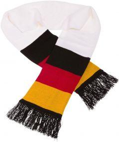 Fanschal Deutschland als Werbeartikel