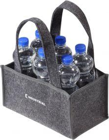 Flaschentasche Filz als Werbeartikel als Werbeartikel