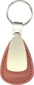 Schlüsselanhänger Cardiff oval als Werbeartikel