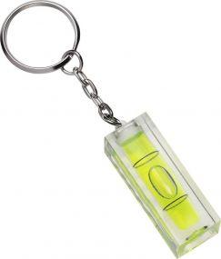 Schlüsselanhänger Wasserwaage
