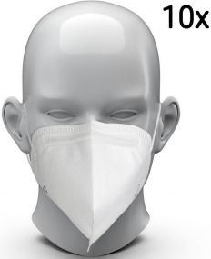 """Atemschutzmaske """"A"""" FFP2 NR als Werbeartikel"""