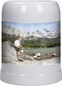 Bierkrug Bavarian 0,25 l als Werbeartikel