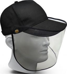 Cap-Gesichtsschirm