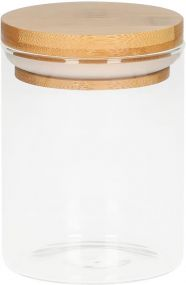 Glasbehälter Bamboo, 0,35 l