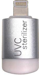 UVC-Sterilisator Lightning Anschluss als Werbeartikel