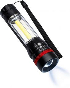 Multifunktions-Taschenlampe Reflects Bogra als Werbeartikel
