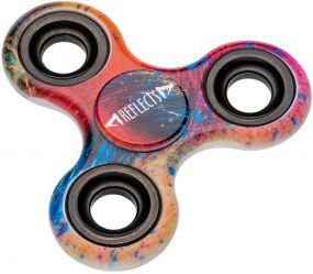 Spinner Reflects inkl. all over Druck als Werbeartikel