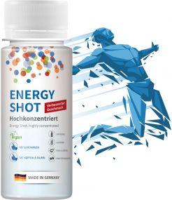 Energy Shot, 60 ml, Fullbody