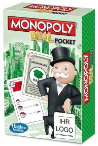 Hasbro - Monopoly Deal inkl. Werbedruck