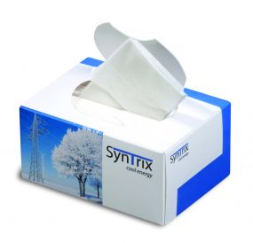 Taschentücher VitaSoft® 30 mit 4c Druck + Lack
