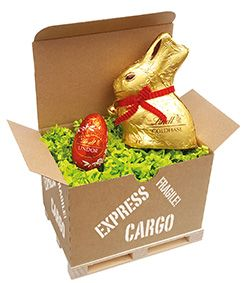 Lindt Ostern Cargo I