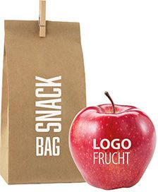 LogoFrucht Apple-Bag