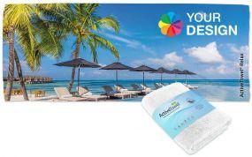 ActiveTowel® Relax Wohlfühl-Handtuch 180 x 70 cm als Werbeartikel