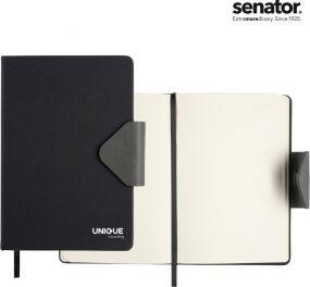 Senator Notizbuch Struktur mit Magnet