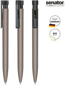 Senator® Druckkugelschreiber Liberty Bio als Werbeartikel
