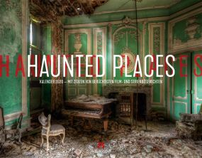 Kalender Haunted Places