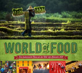 Kalender World of Food