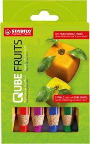 Stabilo woody 3 in 1 Farbstift 6er-Set