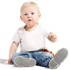 Promodoro Baby T-Shirt als Werbeartikel