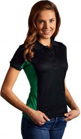 Promodoro Damen Funktion Poloshirt Contrast