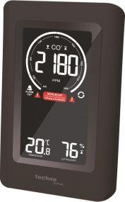 WL 1030 Luftgütemonitor/CO2-Anzeige/CO2-Ampel mit grafischen Lüftungsempfehlungen